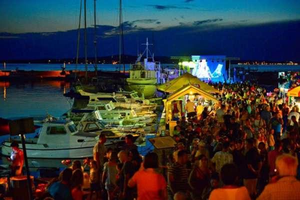 Die Nacht der Fischer und Sabunari von Privlaka