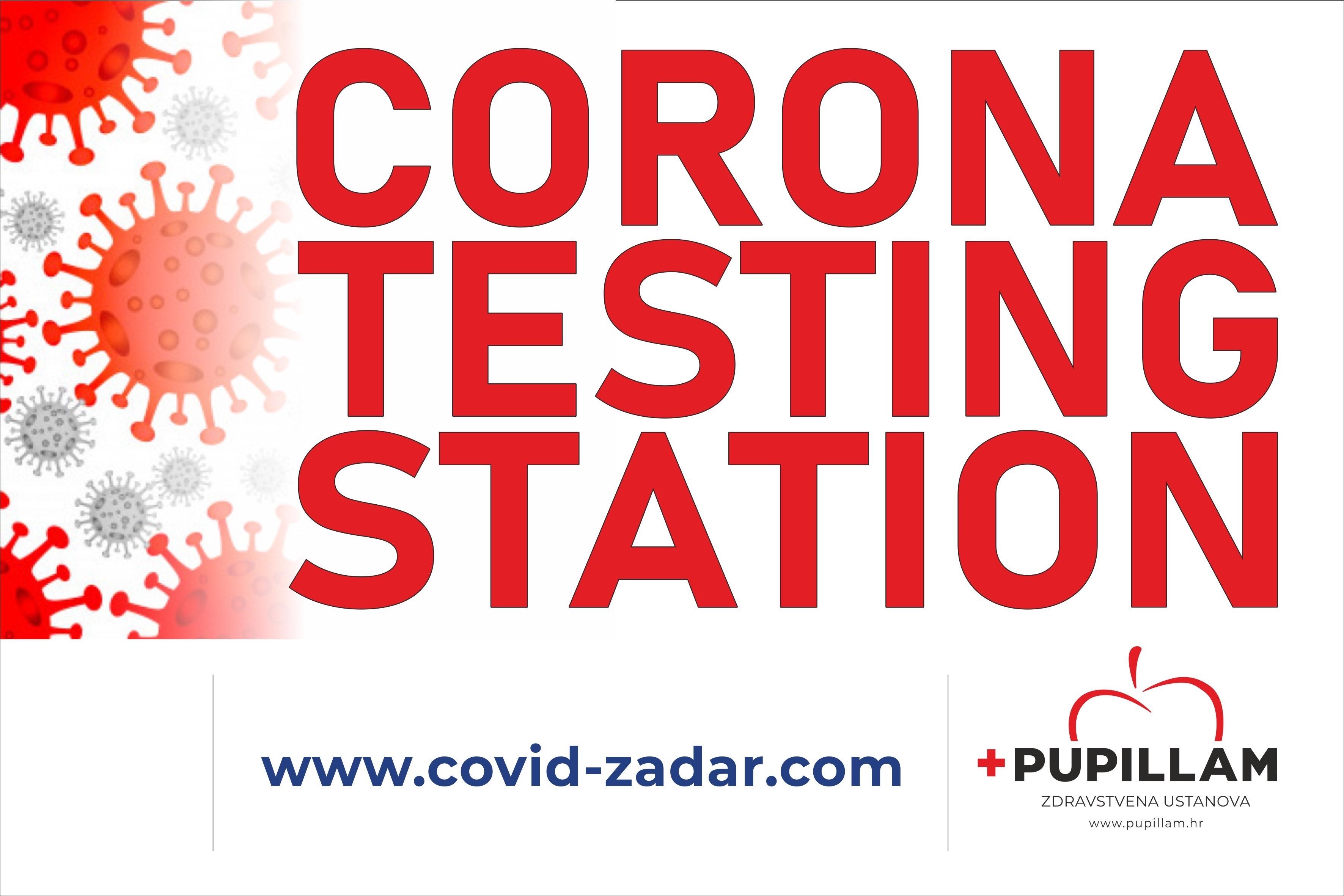 Covid Testing Zadar